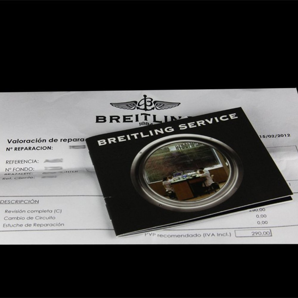 Breitling B1 Stainless Steel A68362