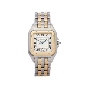 Cartier Panthère 18K Stainless Steel & Yellow Gold - 183949