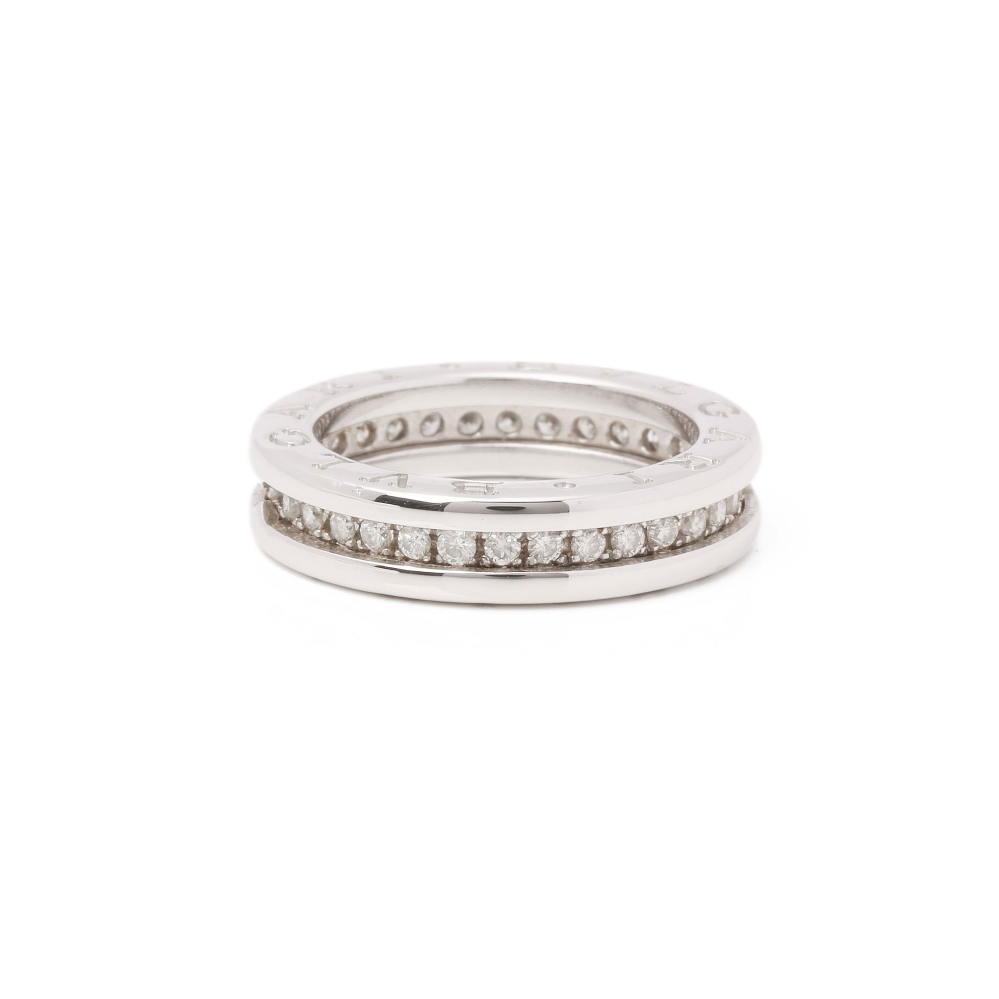 Bulgari B Zero 1 Diamond Ring