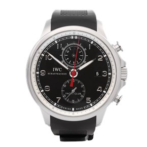 IWC Portuguese Yacht Club Chronograph Stainless Steel - IW390210