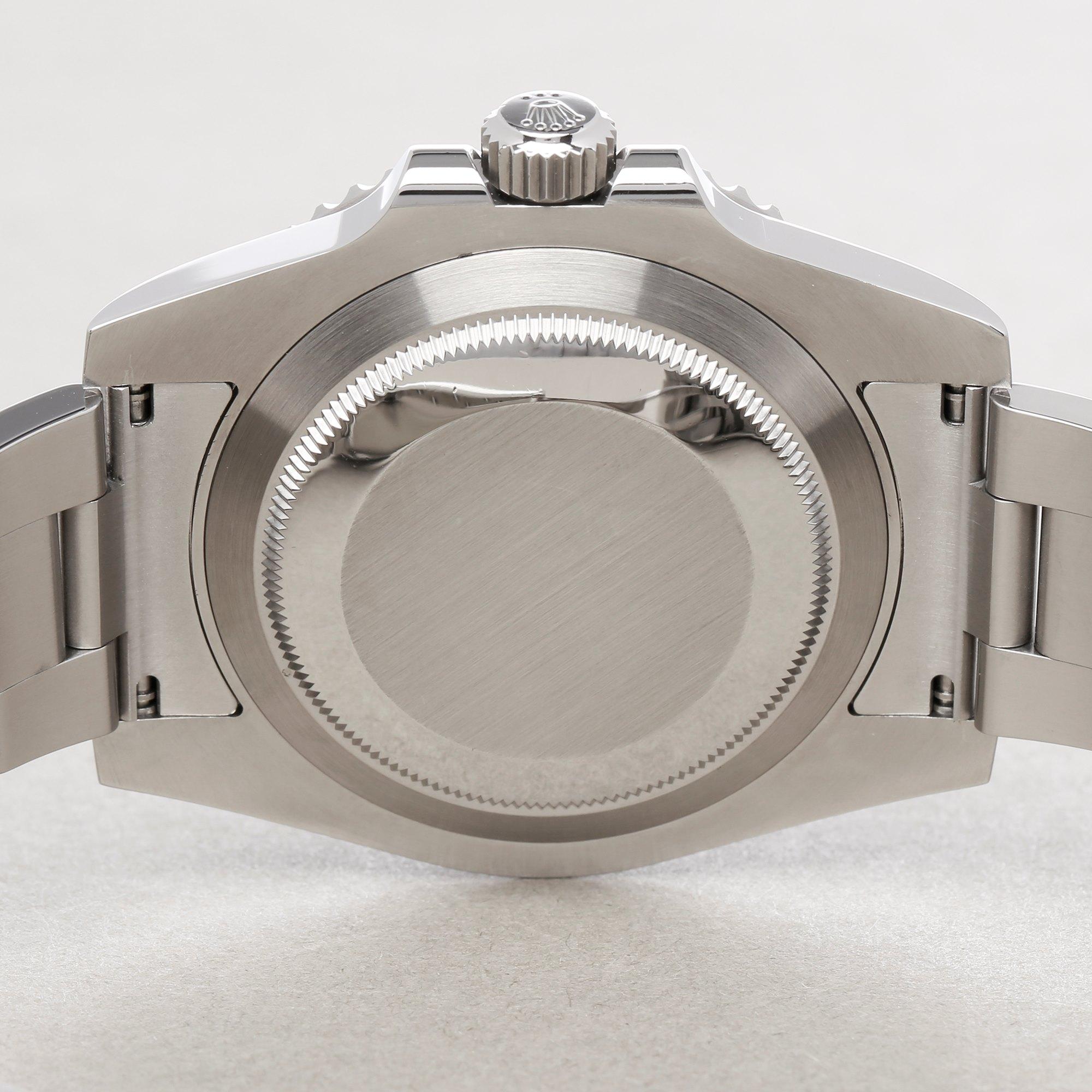 Rolex Submariner Date Hulk Stainless Steel 116610LV