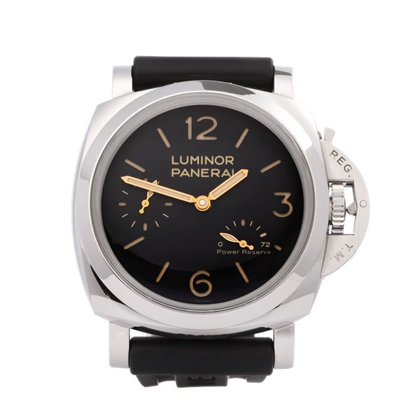 Panerai Luminor 1950 3 Day Power Reserve Stainless Steel - PAM00423