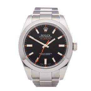 Rolex Milgauss Stainless Steel - 116400