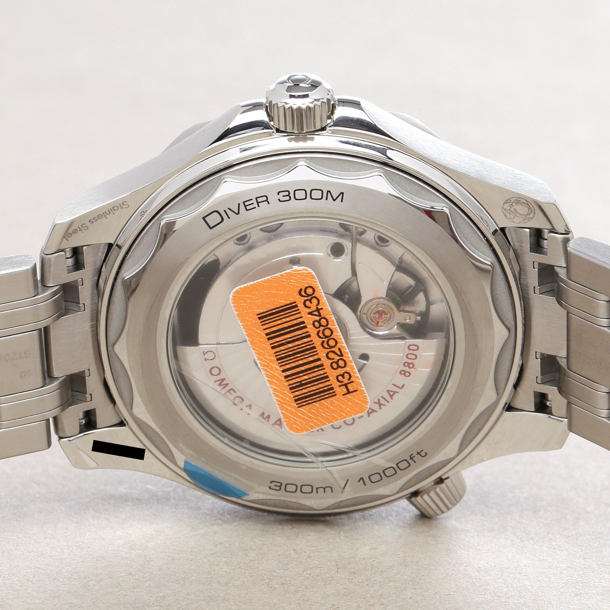 Omega Seamaster Stainless Steel 210.30.42.20.06.001