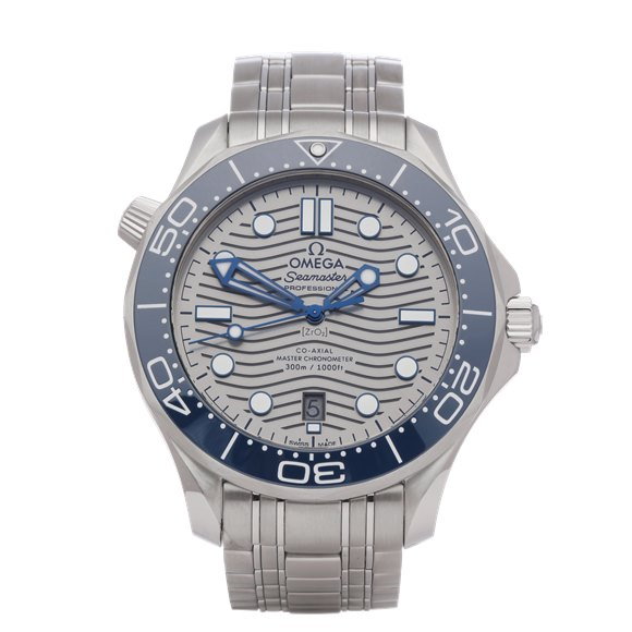Omega Seamaster Stainless Steel - 210.30.42.20.06.001