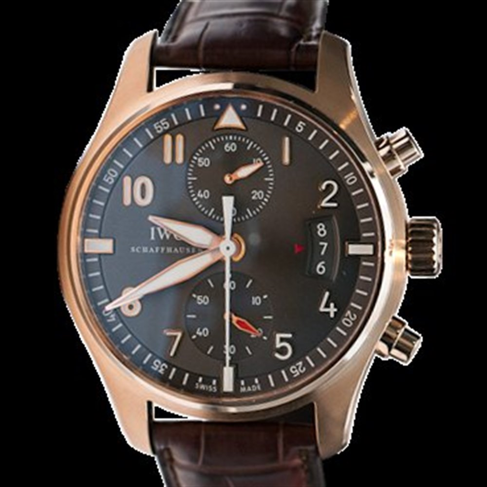 IWC Spitfire 18k Rose Gold IW387803