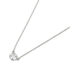 Tiffany & Co. Diamonds by the Yard 0.35ct Pendant Necklace