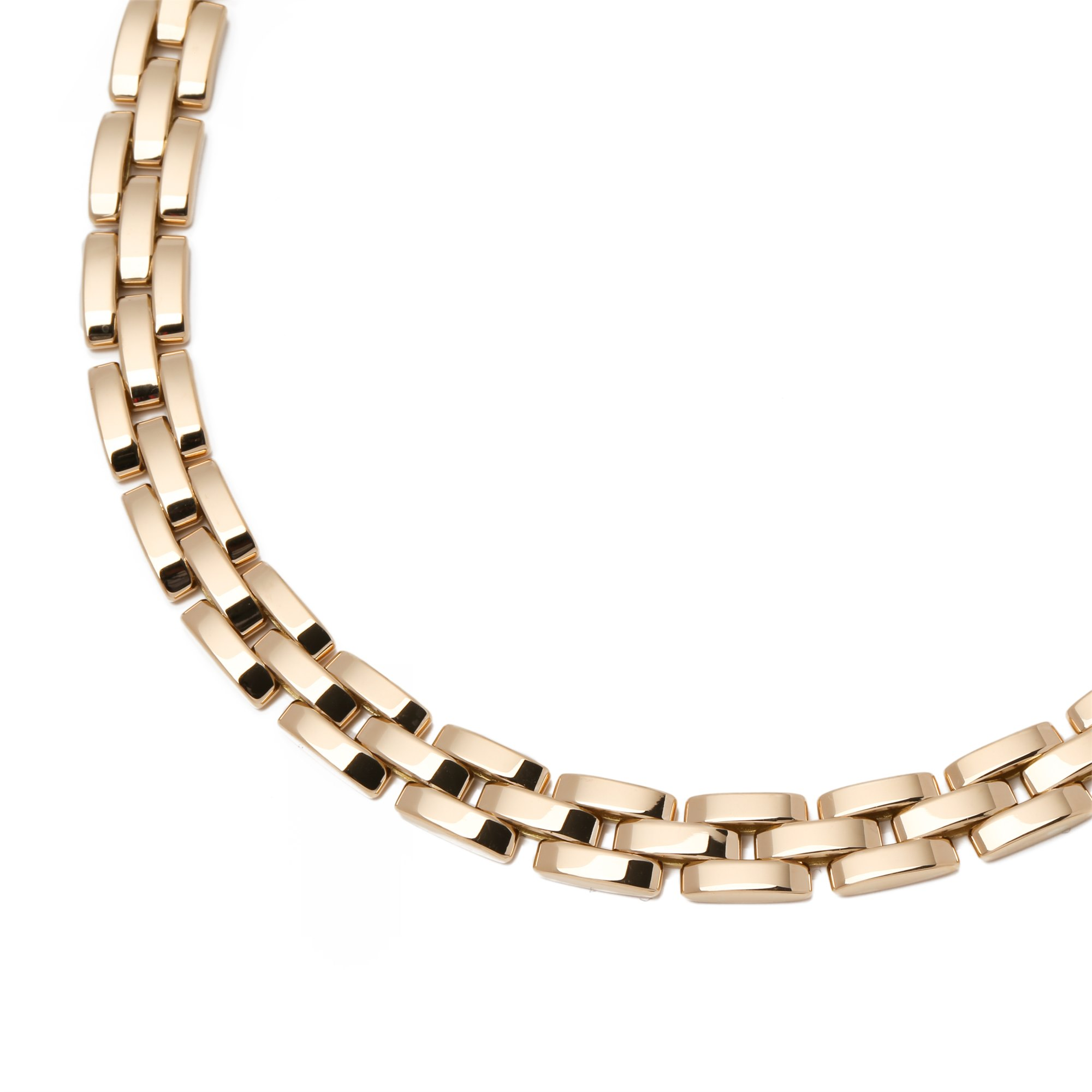 Cartier Maillon Panthere Necklace
