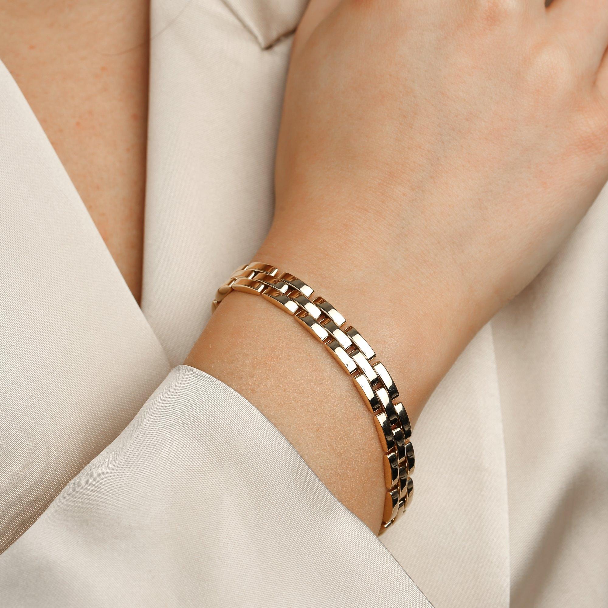 Cartier Maillon Panthere Bracelet