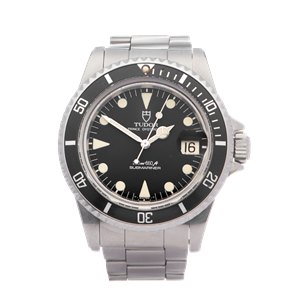 Tudor Submariner Date Meters First Stainless Steel - 76100