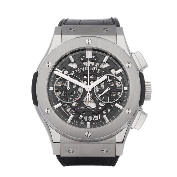 Hublot Classic Fusion Stainless Steel - 525.NX.0170.LR
