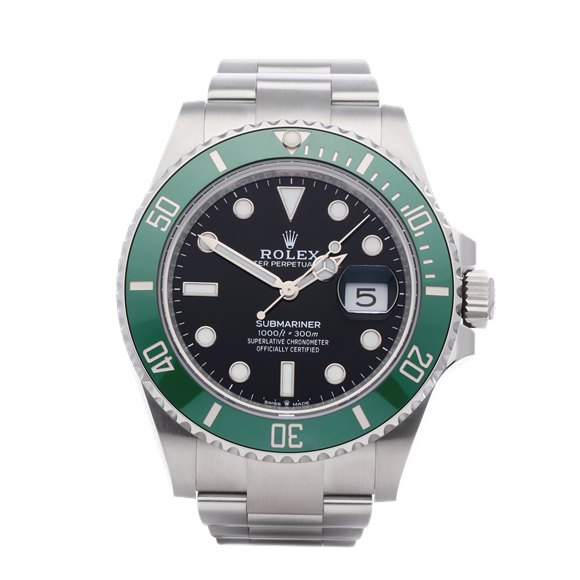 Rolex Submariner Date Stainless Steel - 126610LV