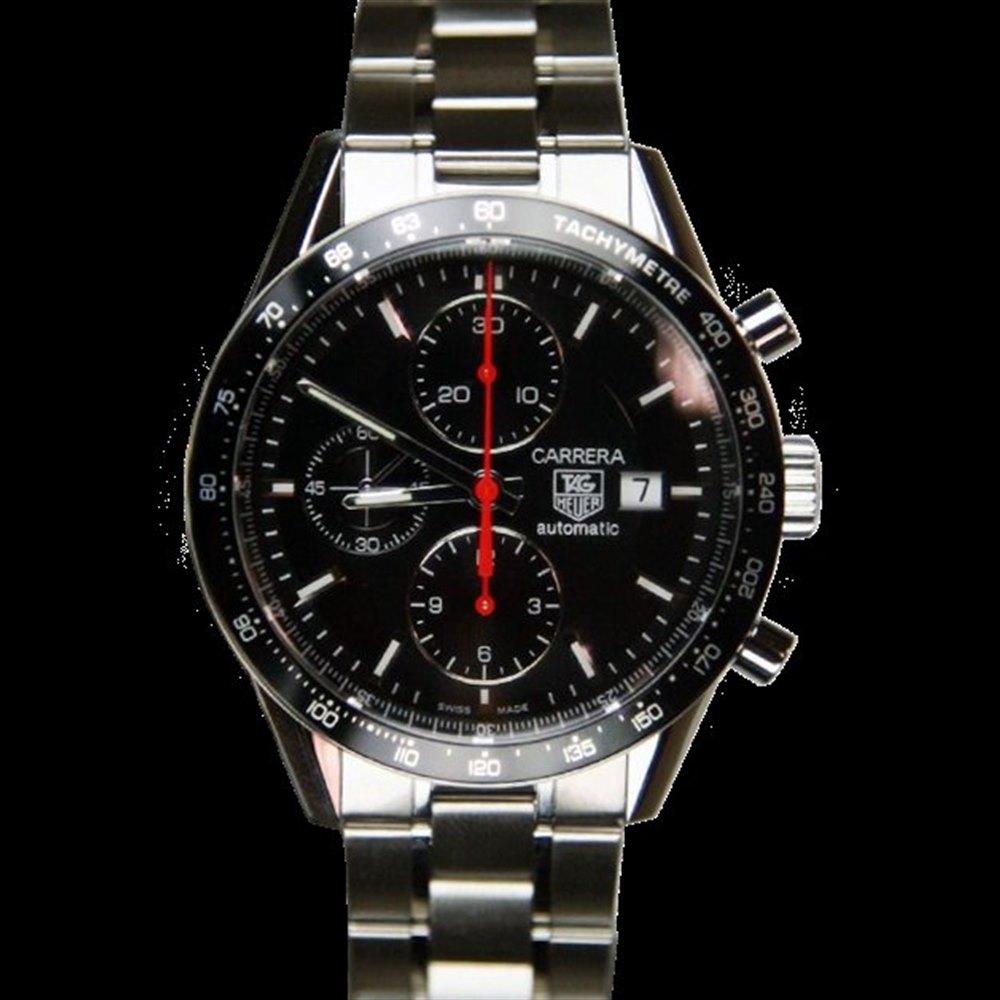 Tag Heuer Carrera Chronograph Stainless Steel CV2014.BA0794