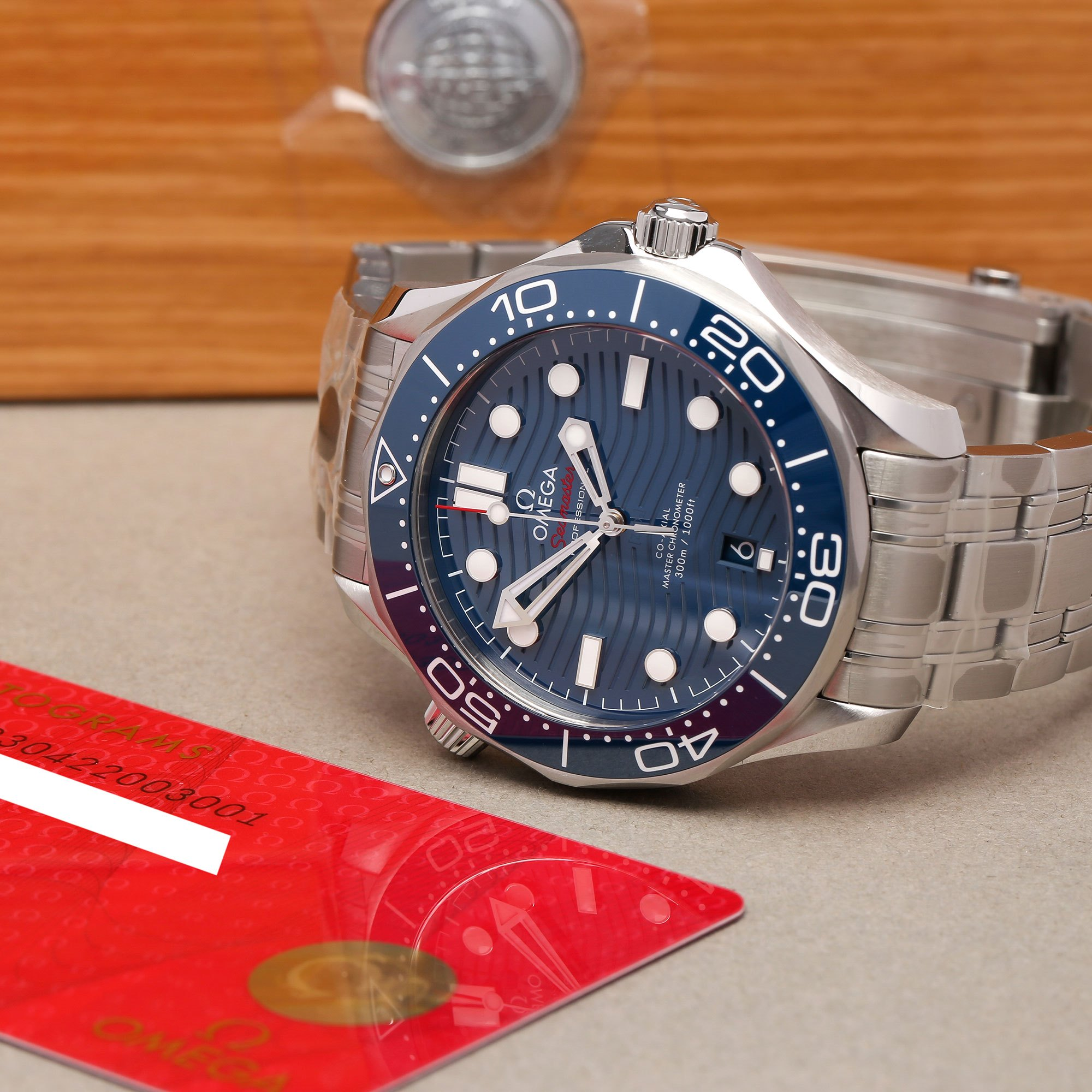 Omega Seamaster Roestvrij Staal 210.30.42.20.03.001