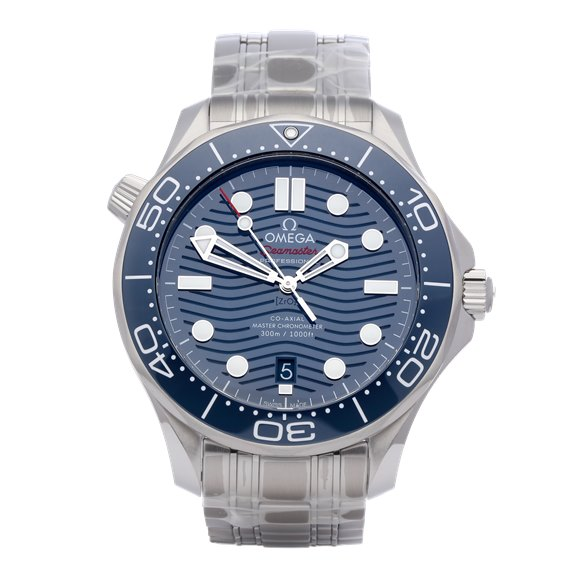 Omega Seamaster Stainless Steel - 210.30.42.20.03.001