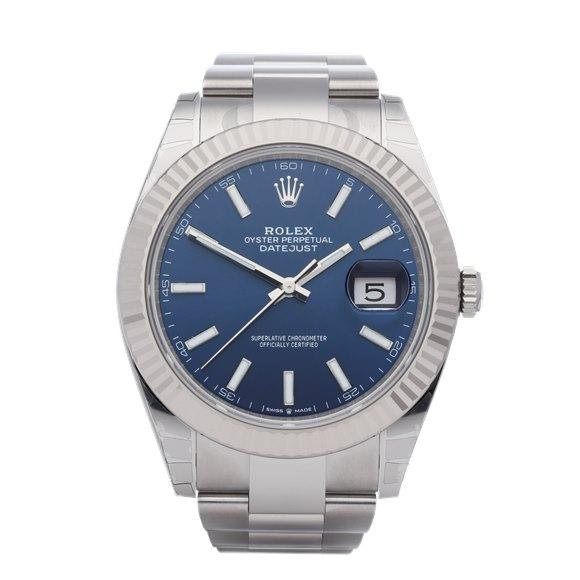 Rolex Datejust Stainless Steel - 126334