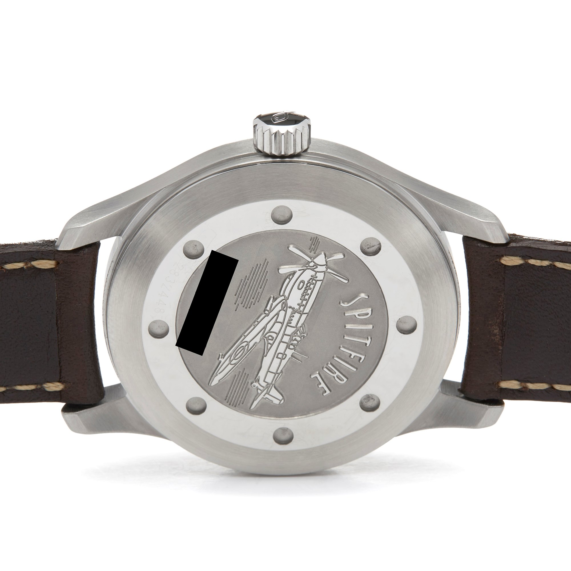 IWC Pilot's Spitfire MK XV Limited Edition of 1000 pieces Stainless Steel - IW325305 Stainless Steel IW325305