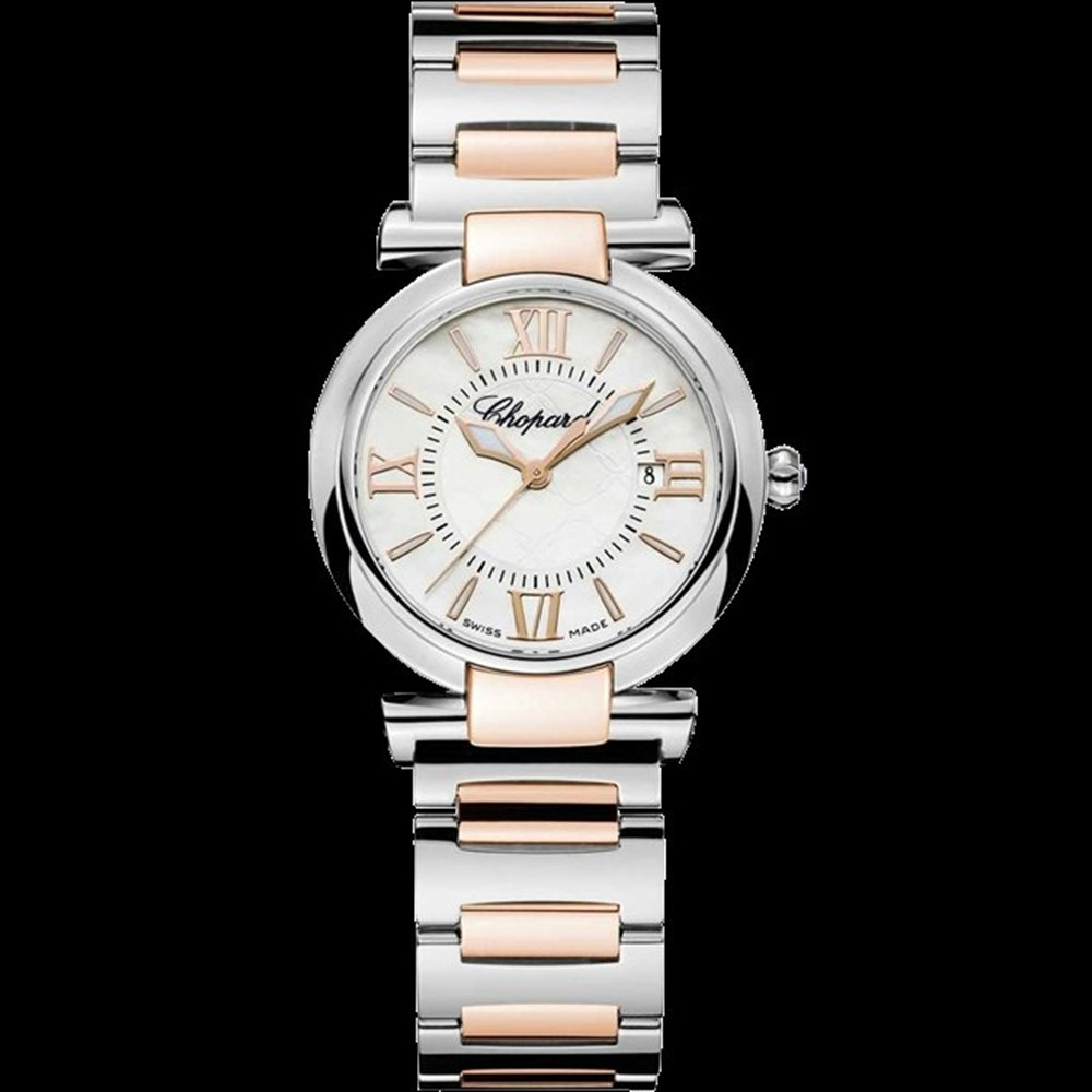 Chopard Imperiale 18K Rose Gold/Stainless Steel 388541-6002