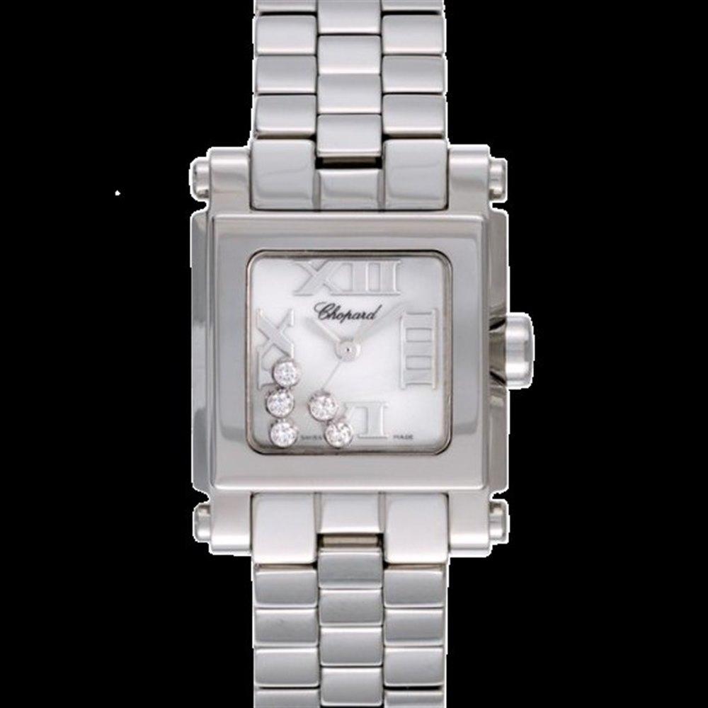 Chopard Happy Sport Diamonds Stainless Steel 278516-3002