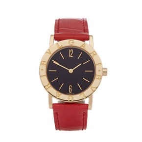 Bulgari Bulgari B-Zero 18K Yellow Gold - BB 30 GL