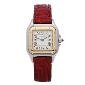 Cartier Panthère 18K Stainless Steel & Yellow Gold - 1120