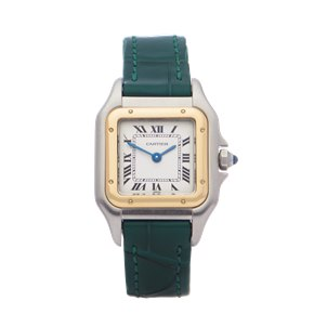 Cartier Panthère 18K Yellow Gold & Stainless Steel - 1120