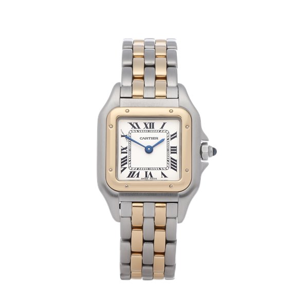 Cartier Panthère 18K Yellow Gold & Stainless Steel - 84083241 or 1120