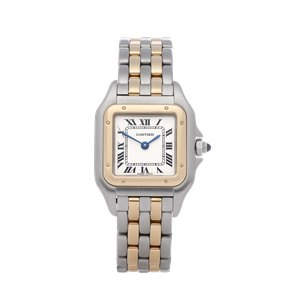 Cartier Panthère 18K Stainless Steel & Yellow Gold - 84083241 or 1120