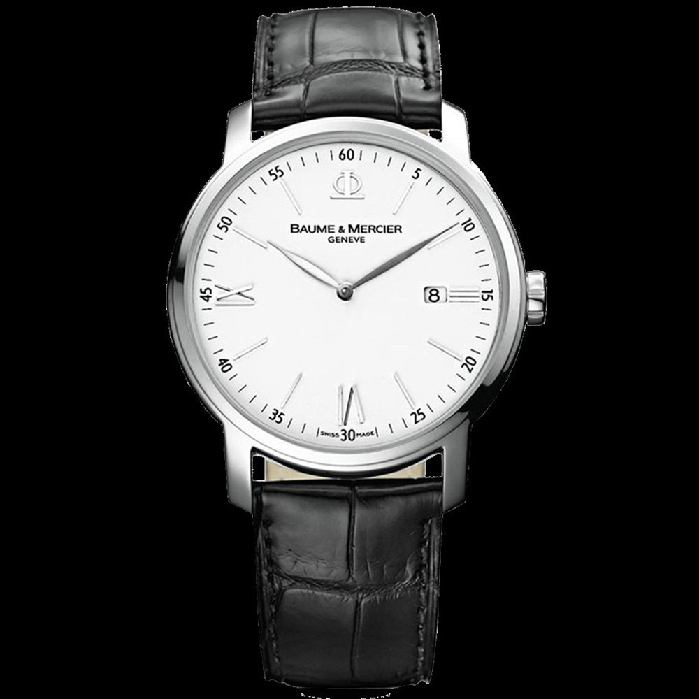 Baume & Mercier Classima XL Stainless Steel M0A08485