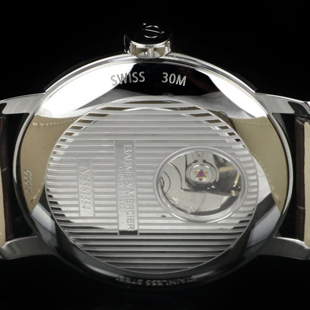 Baume & Mercier Classima Stainless Steel M0A08791