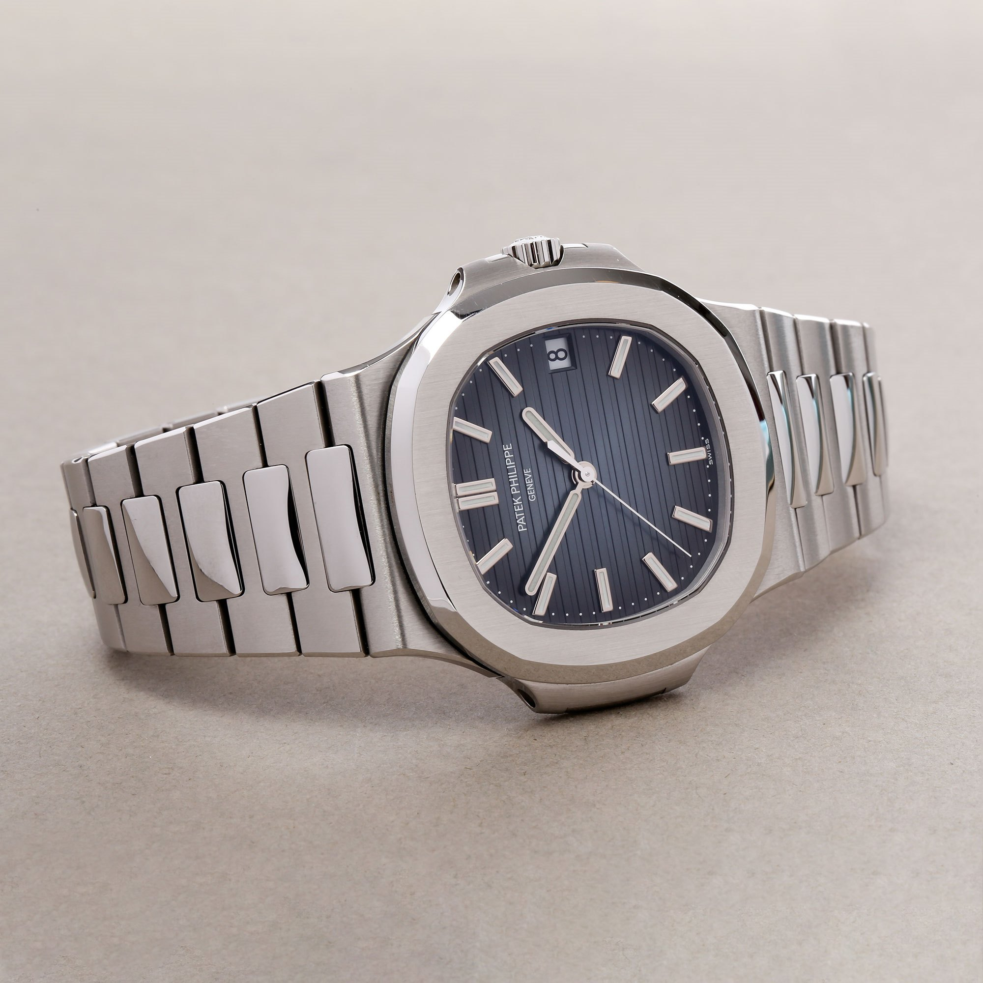 Patek Philippe Nautilus Unpolished Stainless Steel - 5711/1A-010 Stainless Steel 5711/1A-010