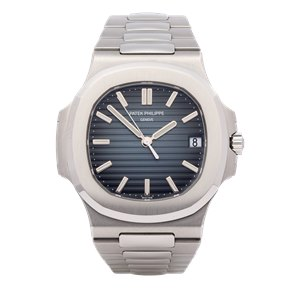 Patek Philippe Nautilus Unpolished Stainless Steel - 5711/1A-010