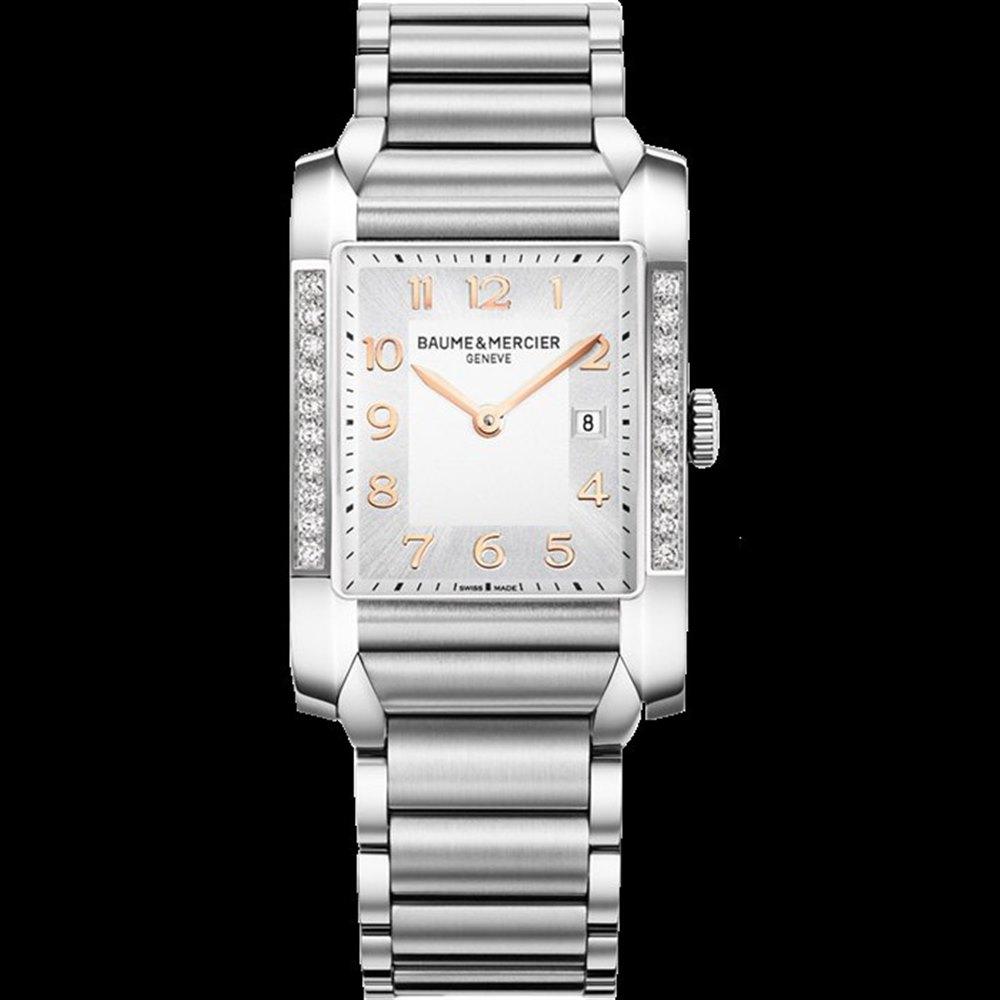 Baume & Mercier Hampton Diamonds Stainless Steel M0A10023