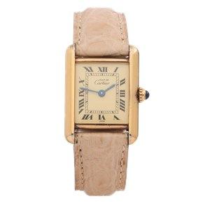 Cartier Must de Cartier 18K Gold Plated - 58294
