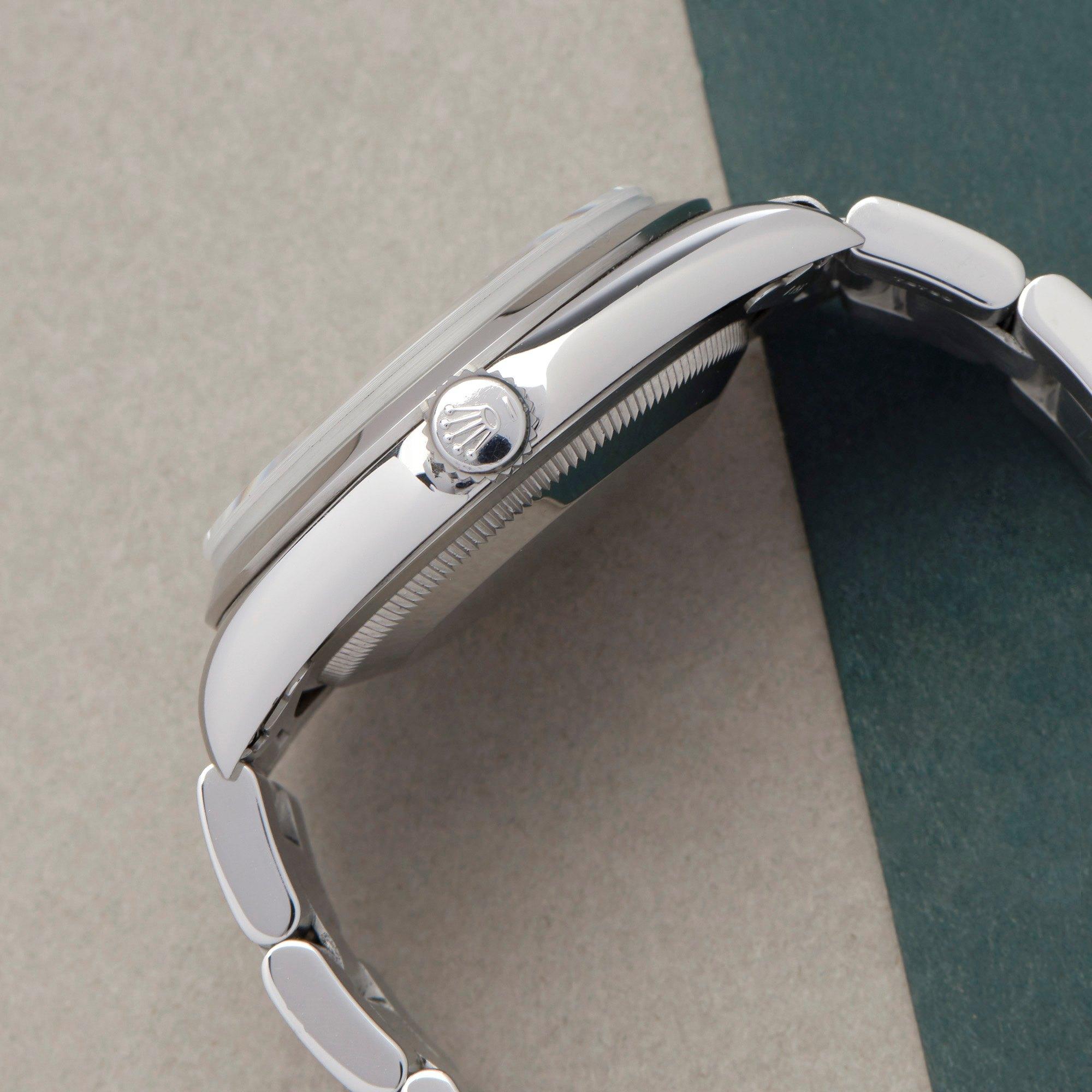 Rolex Explorer Roestvrij Staal 14270