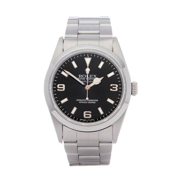 Rolex Explorer Stainless Steel - 14270