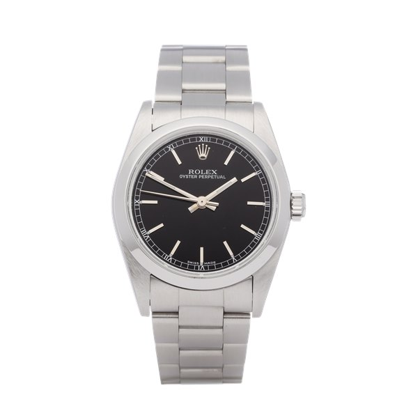 Rolex Oyster Perpetual Stainless Steel - 77080