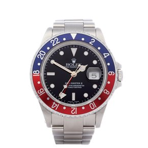 Rolex GMT-Master II Date Stainless Steel - 16710
