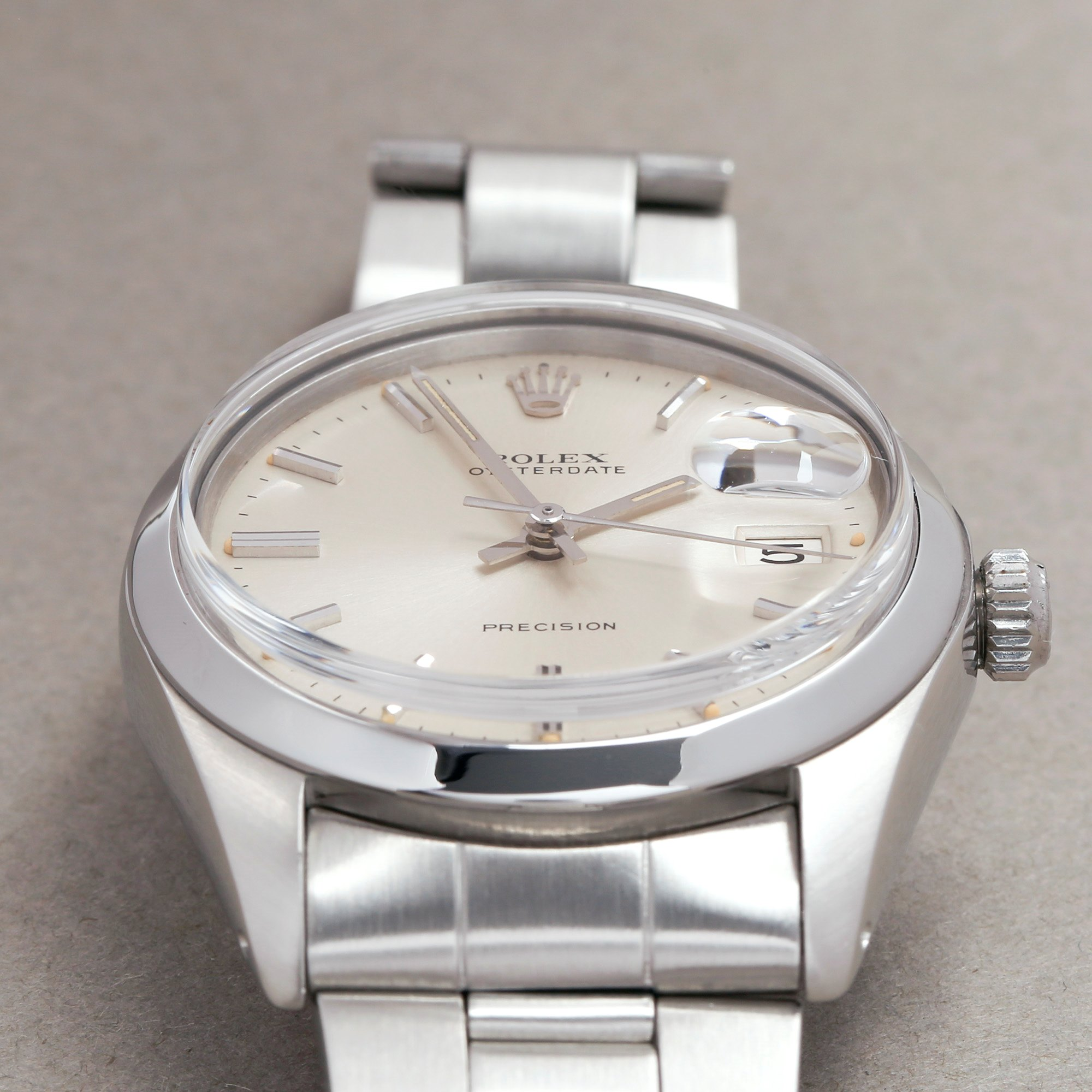 Rolex Oyster Precision Stainless Steel 6694