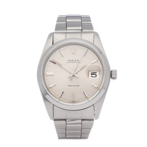 Rolex Oyster Precision Stainless Steel - 6694