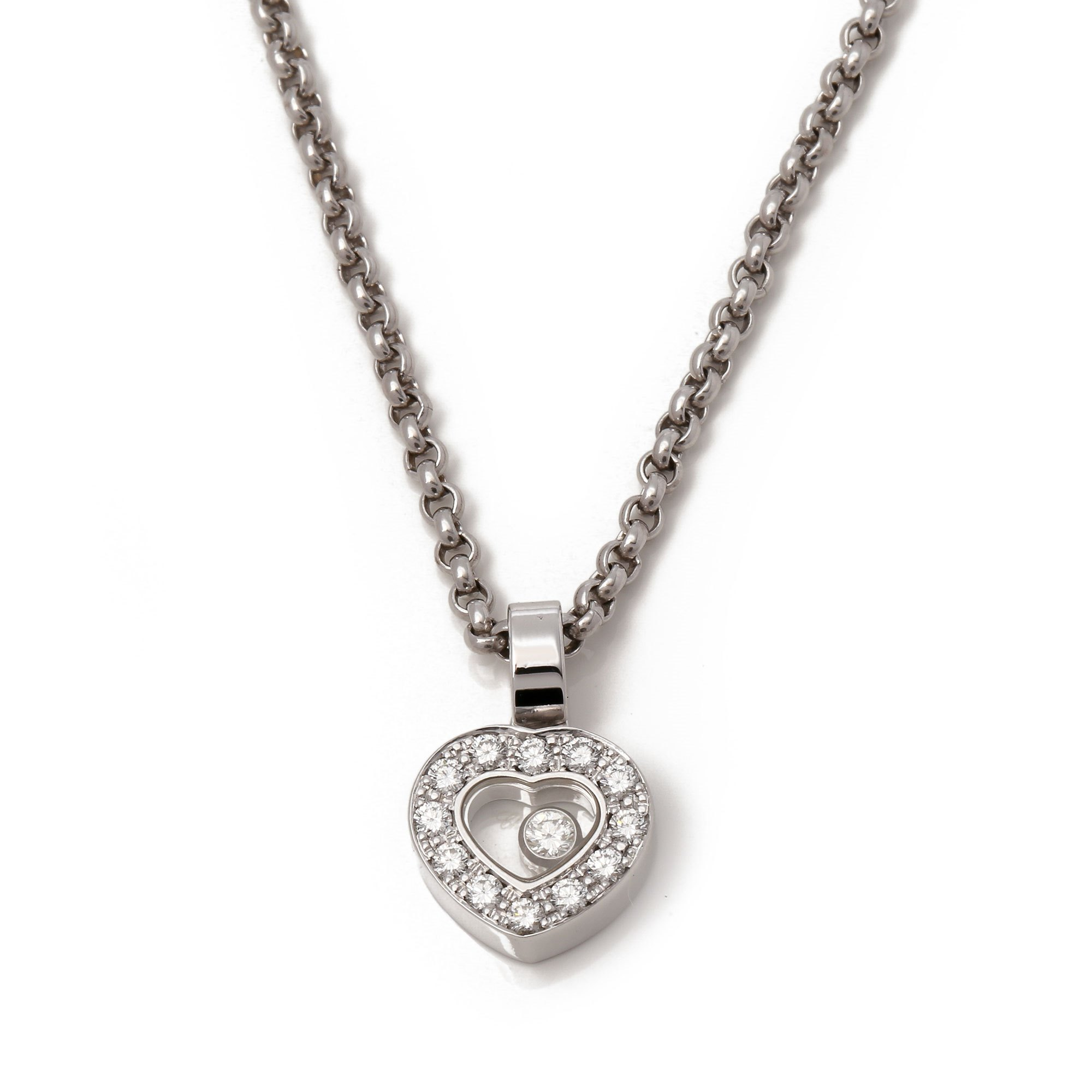 Chopard Happy Diamonds Heart Pendant