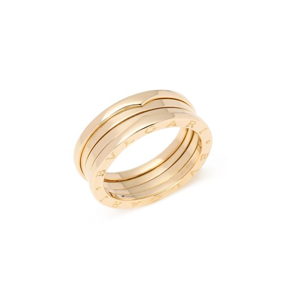 Bulgari B Zero1 Three Row Band Ring