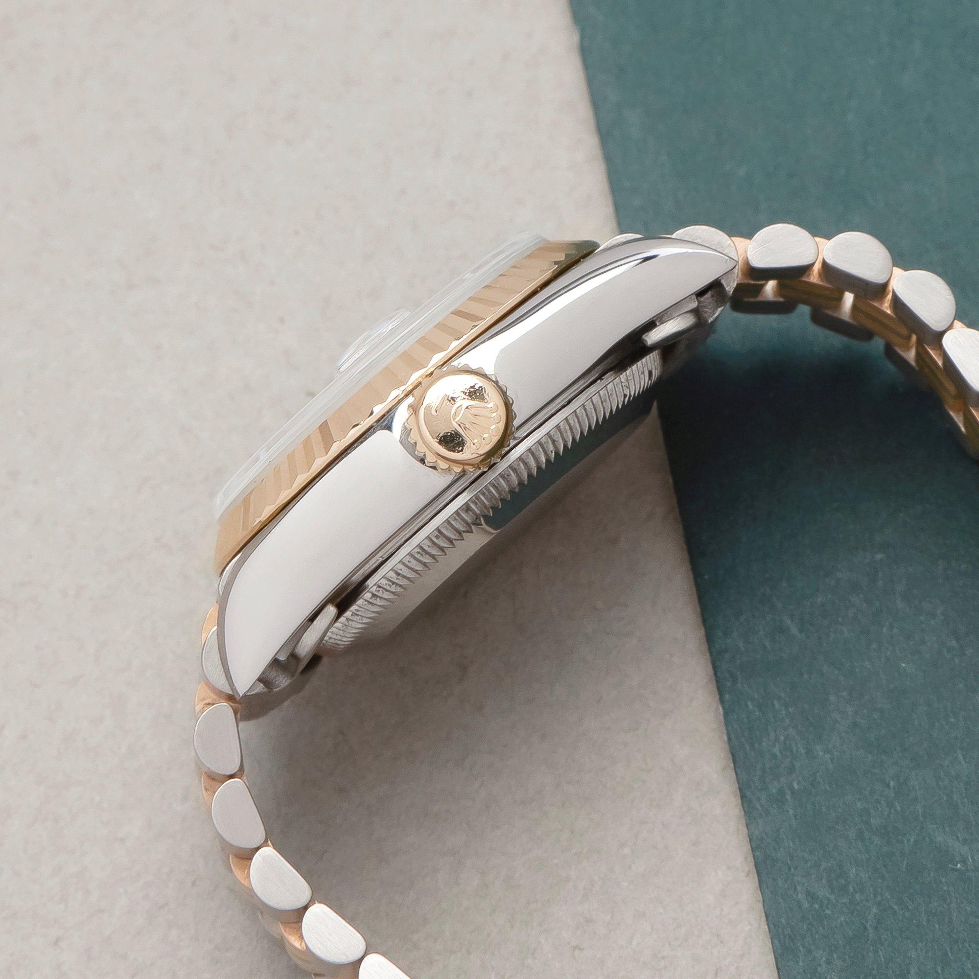 Rolex Datejust 26 'Tridor' 18K Yellow Gold & Stainless Steel 69179