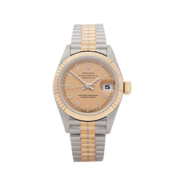 Rolex Datejust 26 'Tridor' 18K Yellow Gold & Stainless Steel - 69179