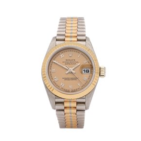 Rolex Datejust 26 'Tridor' 18K Yellow Gold & Stainless Steel - 69179