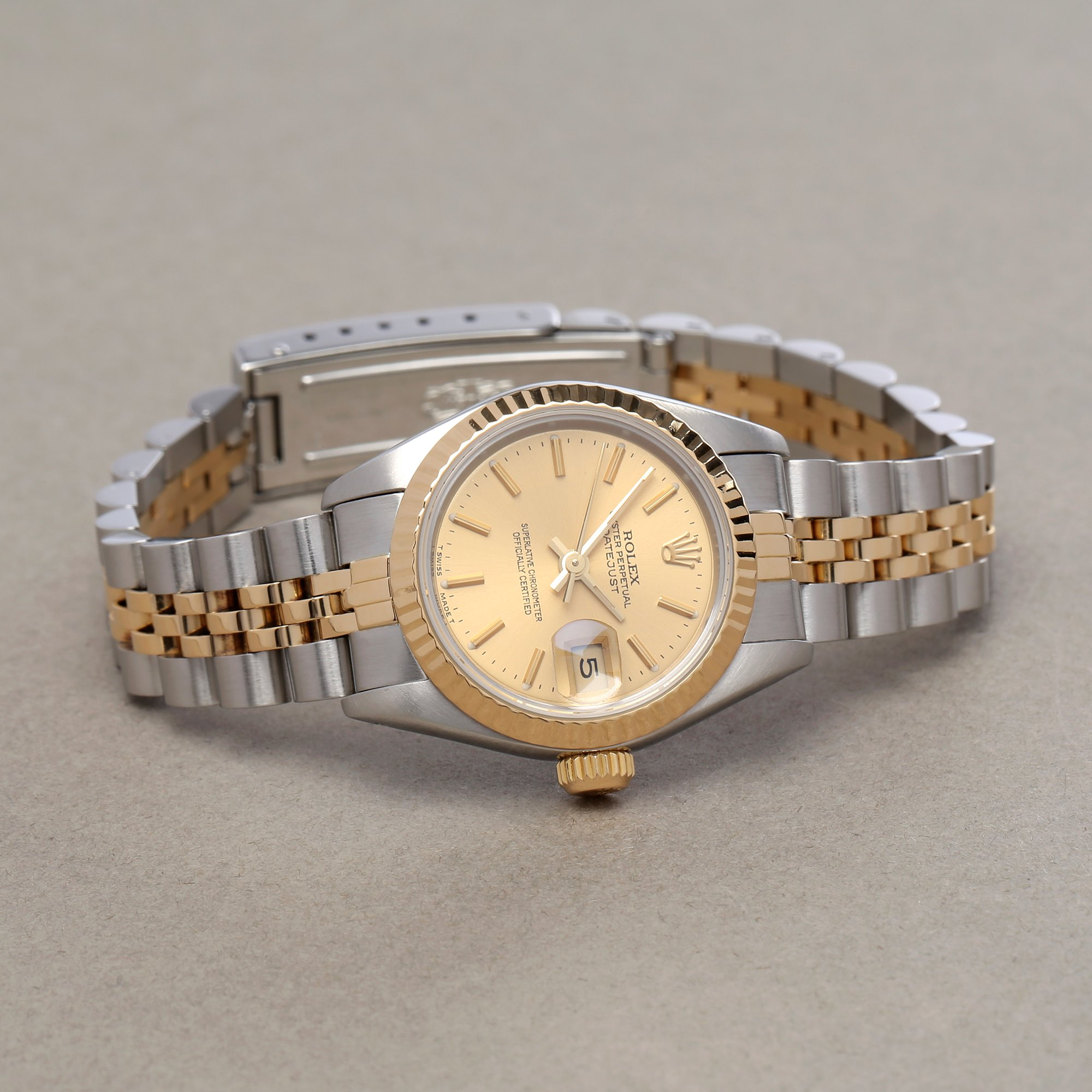 Rolex Datejust 26 18K Yellow Gold & Stainless Steel 69173