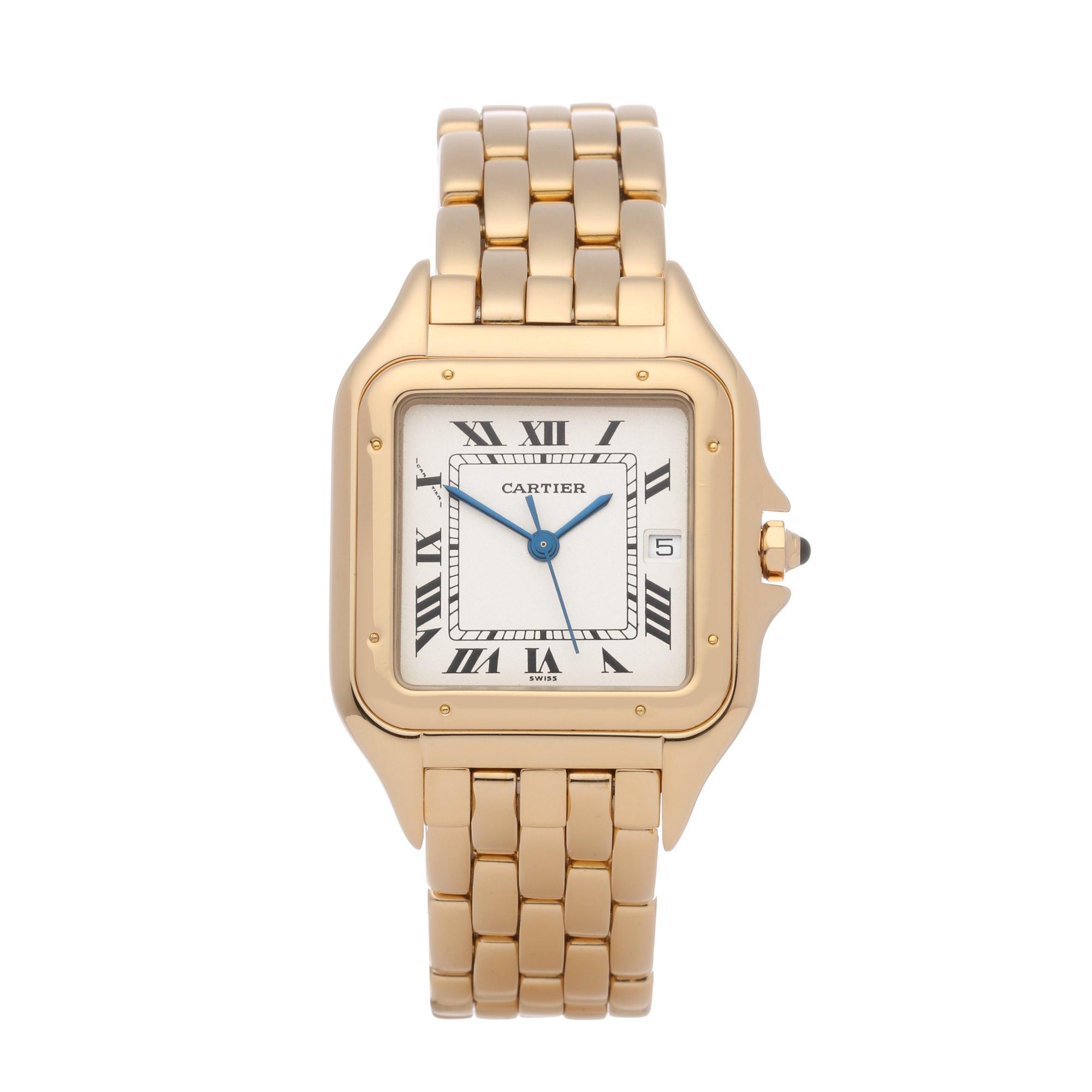 Cartier Panthère 18K Yellow Gold 887968