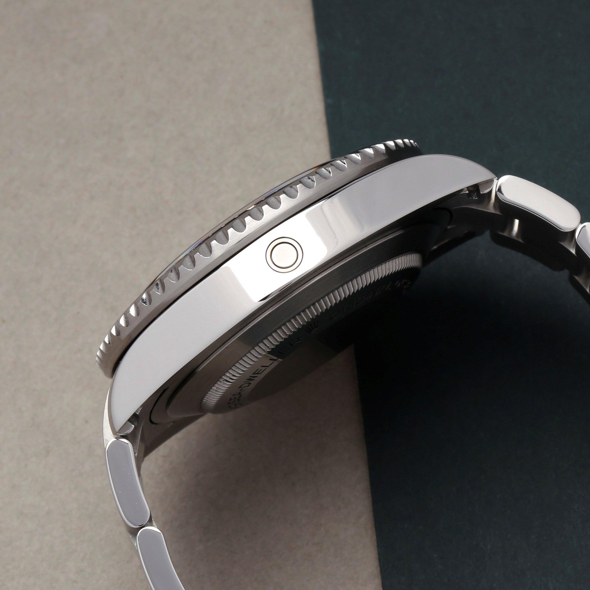 Rolex Sea-Dweller 50th anniversary Stainless Steel 126600