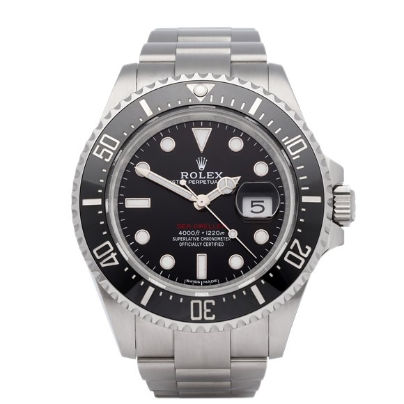Rolex Sea-Dweller Stainless Steel - 126600