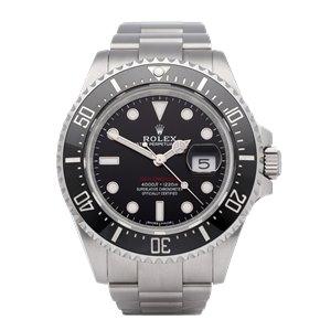 Rolex Sea-Dweller 50th anniversary Stainless Steel - 126600